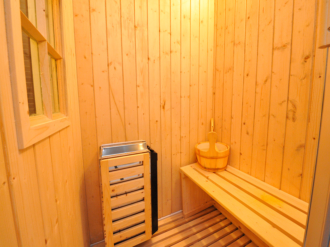 sauna  Elysion Boutique hotel | Mytilini Lesvos