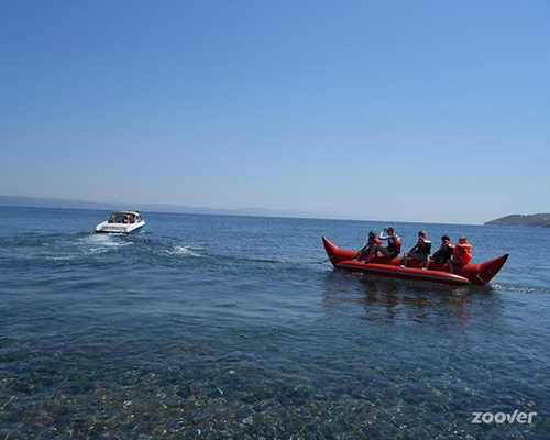 Water sports Lesvos Elysion Hotel